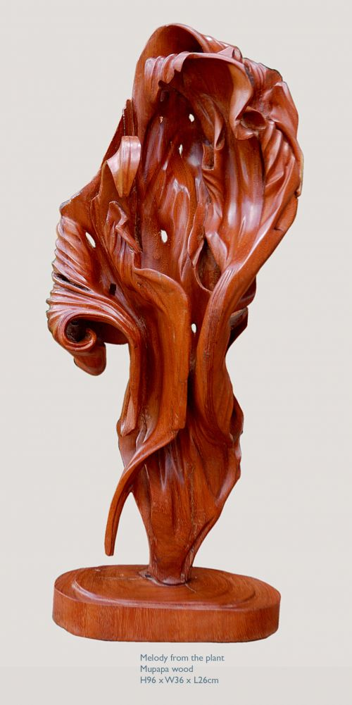 Carved wood sculptures for sale page