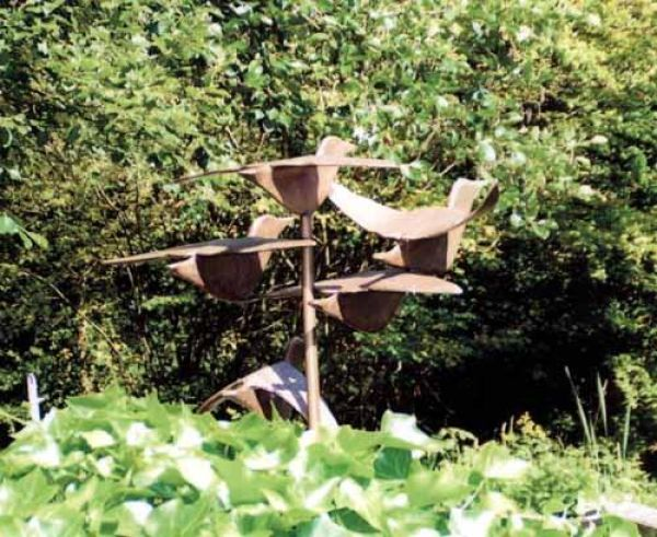 whimsical bird carvings varietal mix of bird sculptures or statues sculptures for sale