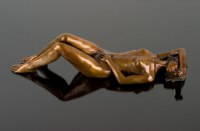 Random image from Unselfconscious Relaxed Nude sculpture
